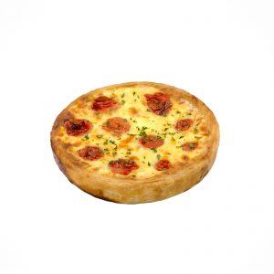 Li'l Chef_Tomato Basil Quiche