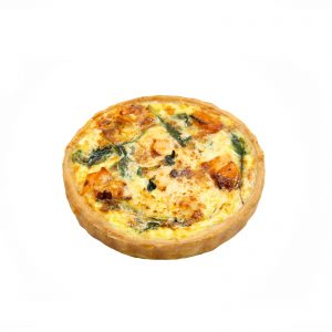 Li'l Chef_Salmon Spinach Quiche