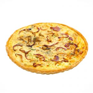Li'l Chef_Caramalised Onion Quiche