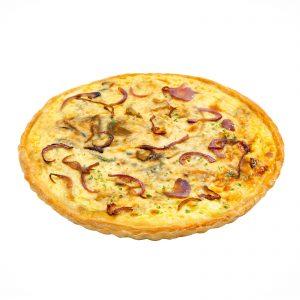 Li'l Chef_Caramalised Onion Quiche