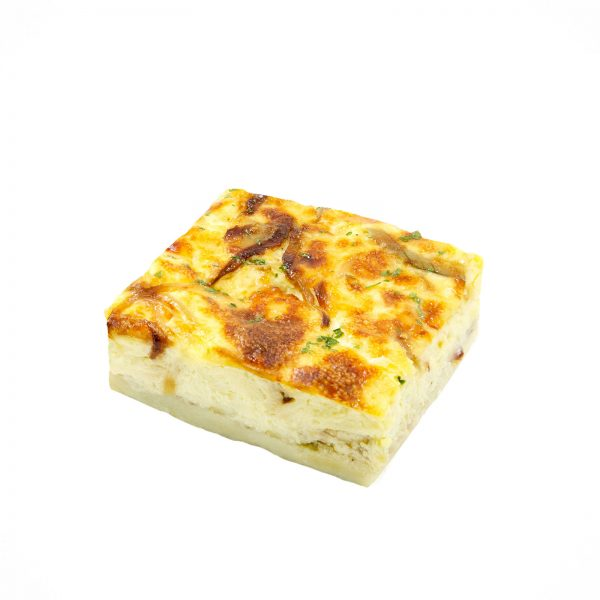 Li'l Chef_Crustless Caramalised Onion Quiche